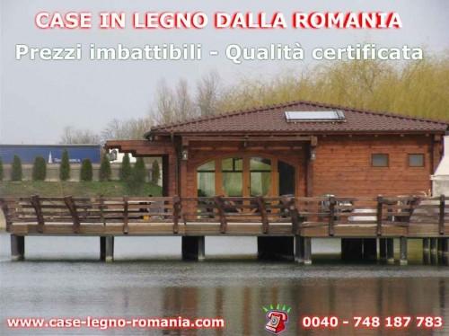 Case in legno prefabbricate in romania a prezzi imbattibili for Casa in legno romania